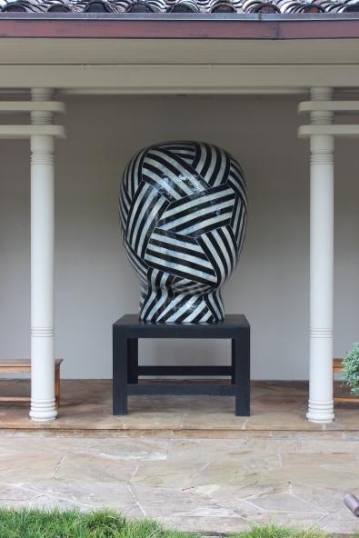 Untitled Head, 2005 by Jun Kaneko